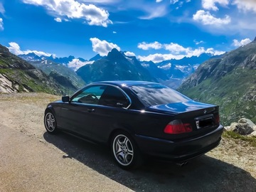 Renting out: BMW 330Ci (e46)