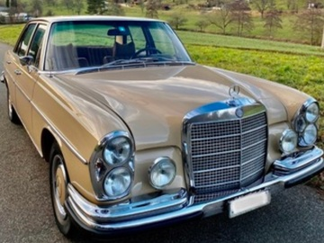Renting out: Mercedes-Benz w108 V8 Motor