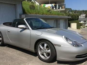 Renting out: Porsche 911