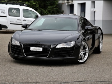Renting out: Audi R8 420+ ps